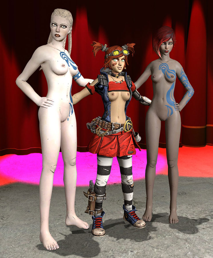 Will know, Borderlands lilith naked does
