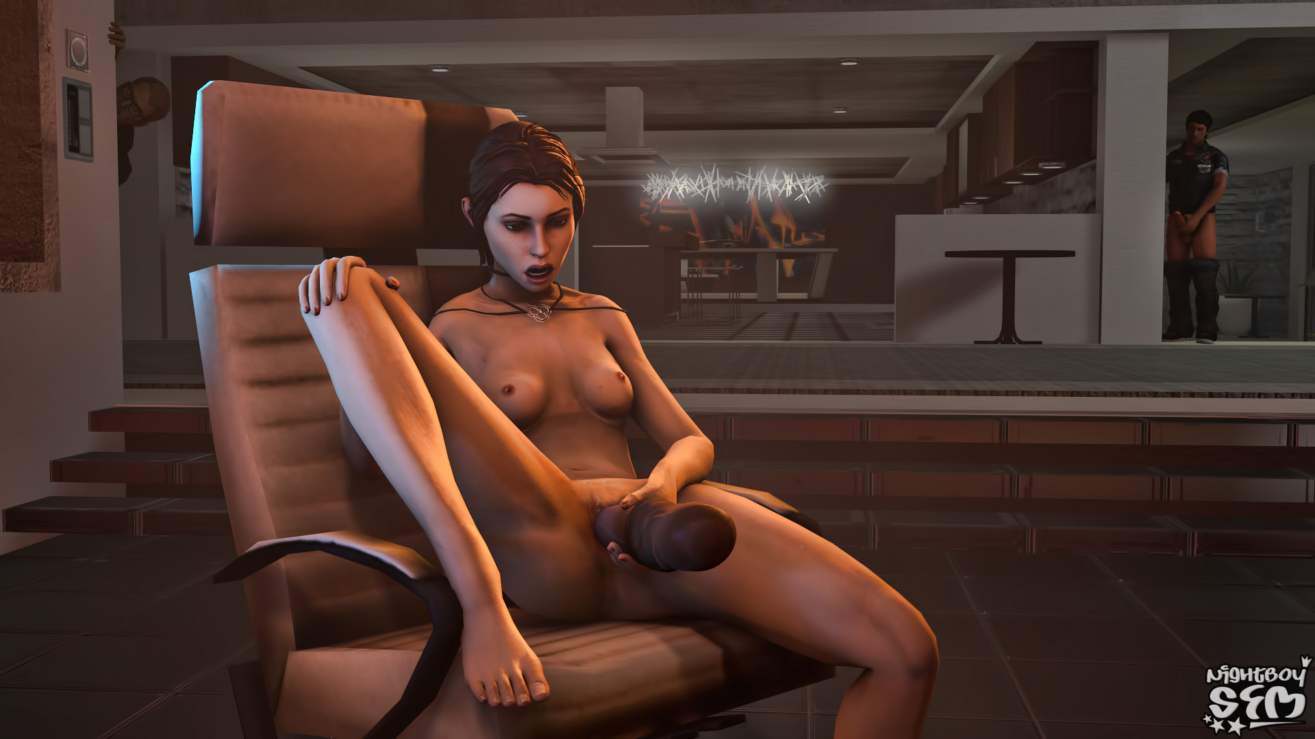 Wolfenstein the new order nude